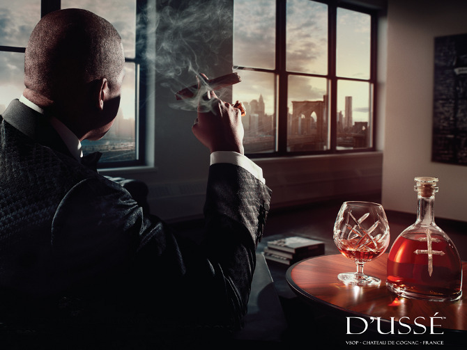 D'usse/ Jay-Z - Sit and Read Jay Z